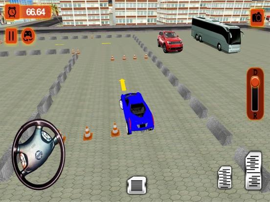 Modern Speed Car Parking City screenshot 8