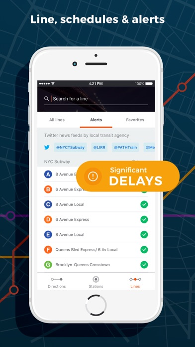 download Moovit: Public Transit App apps 1