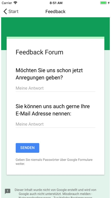 Screenshot von hagebau Forum5