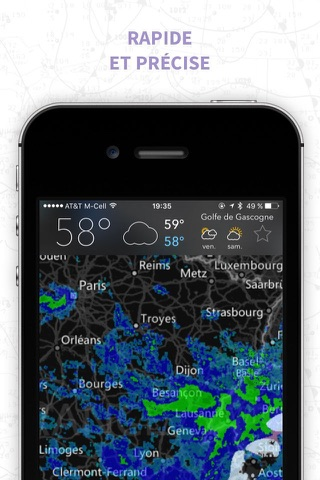 MyRadar Pro Weather Radar screenshot 1