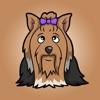 YorkieMoji - Yorkie Emoji & Sticker