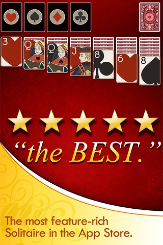 Solitaire Deluxe® 2: Card Game screenshot 1