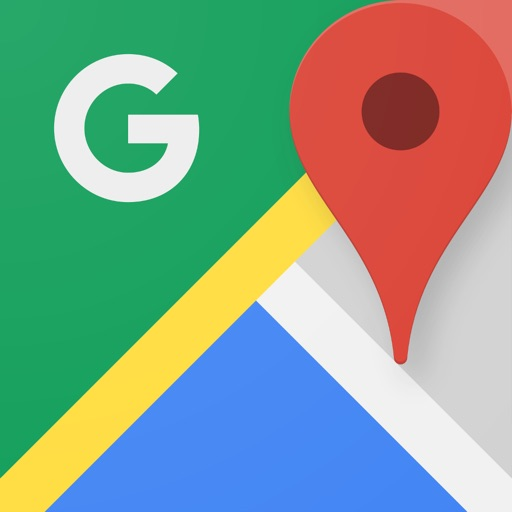 512x512bb Google Maps returns to iOS
