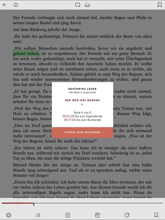 QuickReader Deutsche Скриншоты7