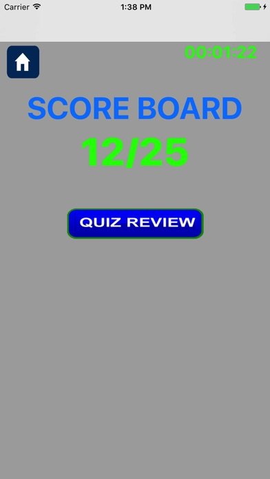 Screenshot of Ingegneria Elettrica Quiz Free4