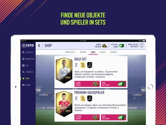 Screenshot 2 EA SPORTS™ FIFA 18 Companion