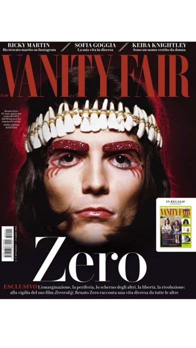 Screenshot of Vanity Fair Italia2