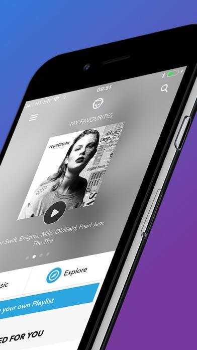 Napster - Top Music & Radio Screenshots