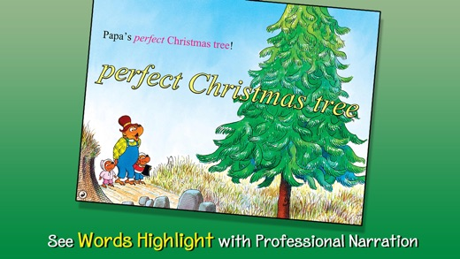 The Berenstain Bears' Christmas Tree on the App Store