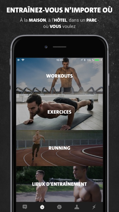 download Freeletics Bodyweight apps 3