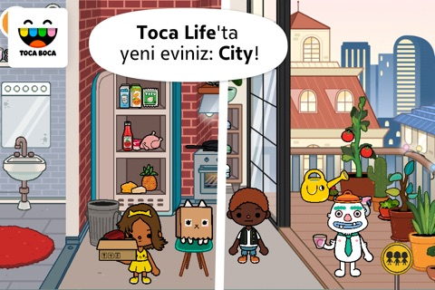 Toca Life: City screenshot 1