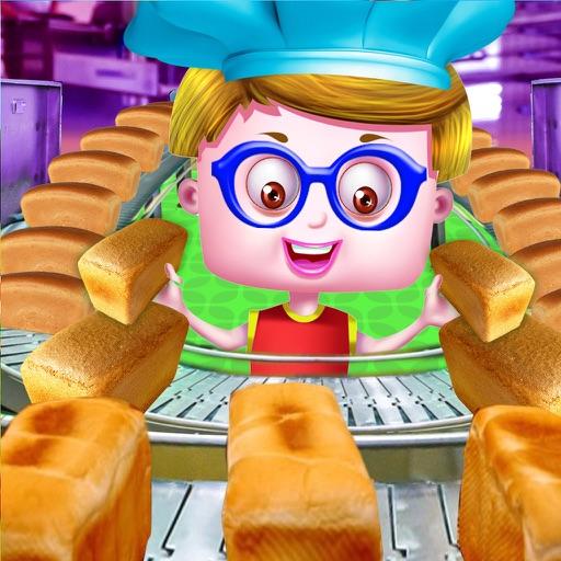 Usine de pain Maître de cuisine