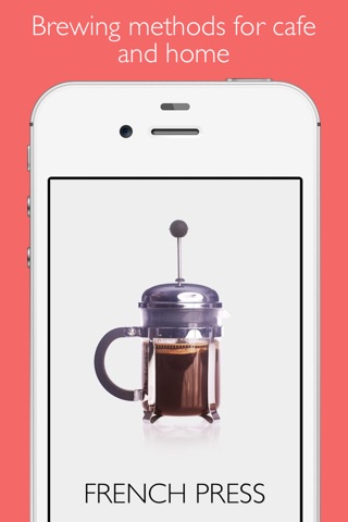 The Great Coffee App screenshot 2