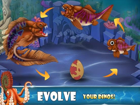 Игра Dino Water World-Jurassic game