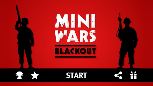 Mini Wars Blackout Screenshots
