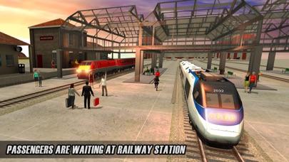 City Train Driving Adventure screenshot 1