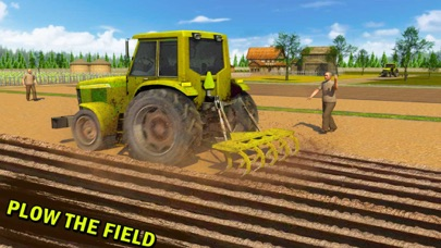 Village Farming Simulator 2018: Tractor Driver screenshot 1