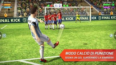 Screenshot of Final Kick2