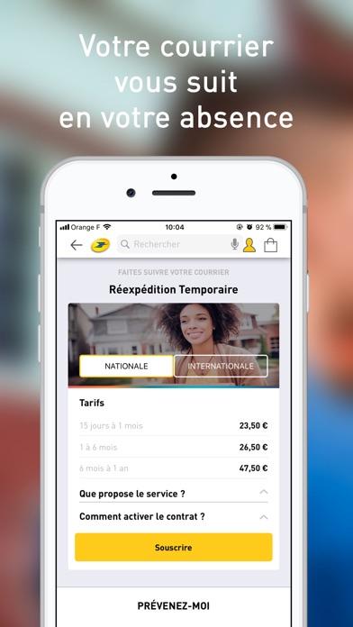 download La Poste - Services Postaux apps 3