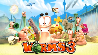 Worms3 Скриншоты3