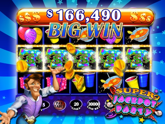 Jackpot party casino slots for ipad casino chips to