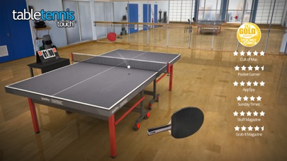 Table Tennis Touch Скриншоты3