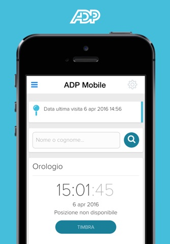 ADP Mobile Solutions screenshot 1