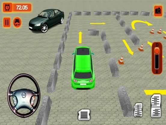 Modern Speed Car Parking City screenshot 7
