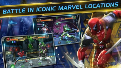 Screenshot of MARVEL Contest of Champions App