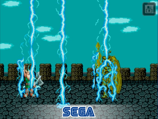 Screenshot #4 for Golden Axe
