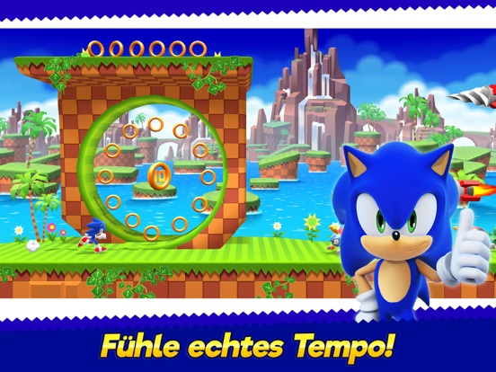 Screenshot 1 Sonic Runners Adventure