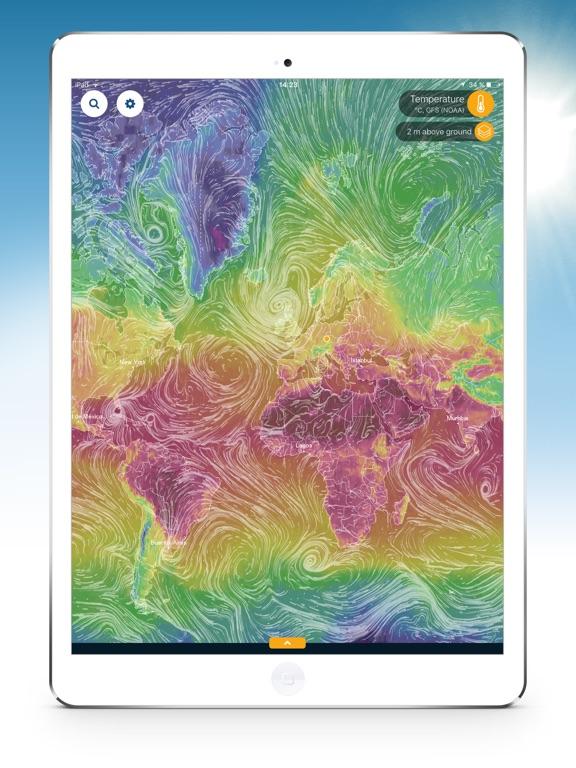 Mobile  Weather Forecast Maps  Ventusky