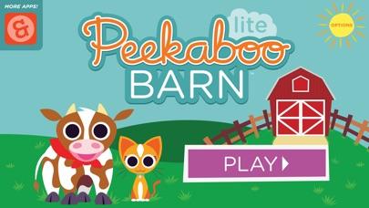 Peekaboo Barn Lite screenshot one