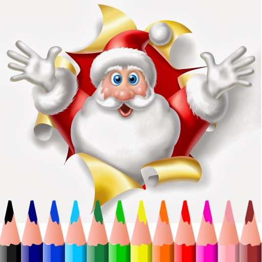 Colouring Pages Christmas