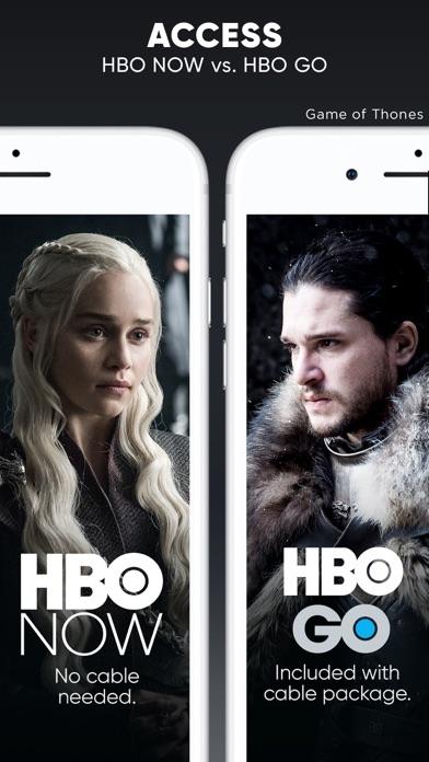 Screenshot of HBO NOW: Stream TV & Movies App