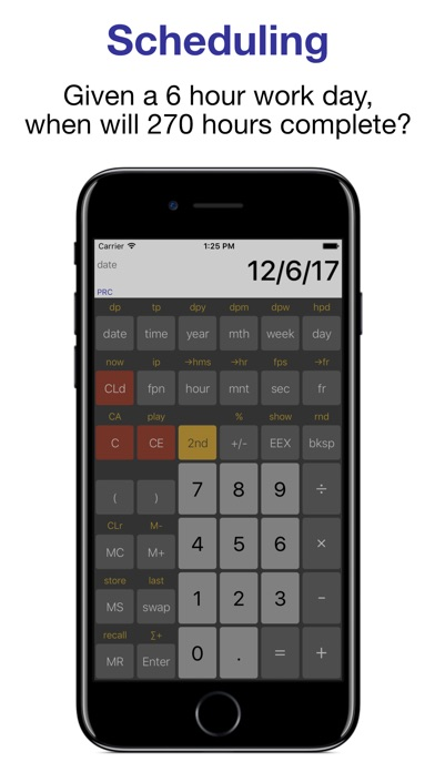 NeoCal Advanced Calculator Screenshots