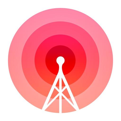 Icone Radium for Internet Radio