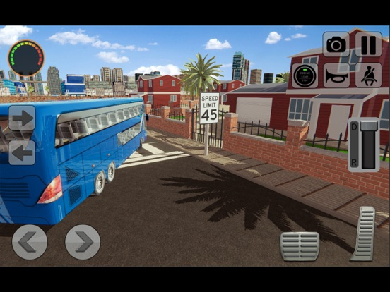 3D Bus Driving Academy Game screenshot 8