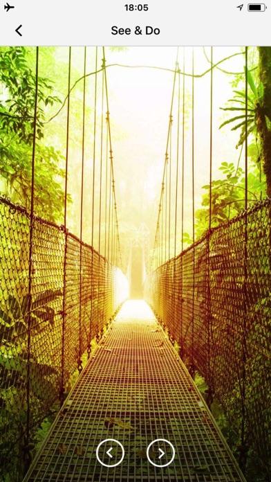 Costa Rica Guide de VoyageCapture d'écran de 2
