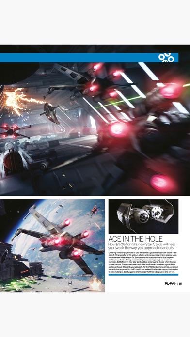 Play Magazine review screenshots
