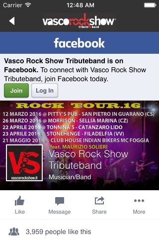 Vasco Rock Show screenshot 3