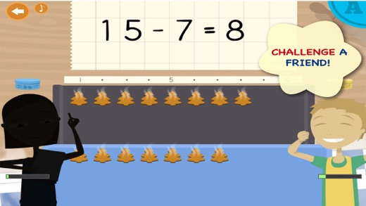 Math Bakery 1 - Start Counting Screenshots