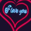 Elena Lukianenko - st.valentine's stickers  artwork