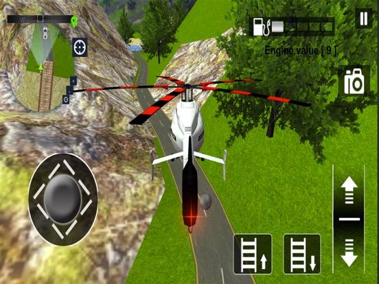 Top Rescue Super Heli Operation screenshot 5