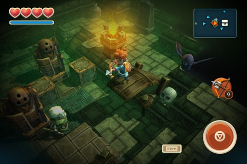 Oceanhorn ™ screenshot 4