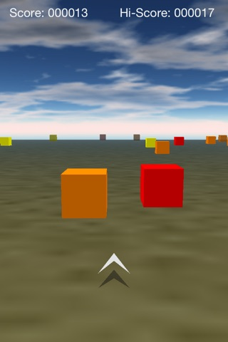 Cube Runner screenshot 2