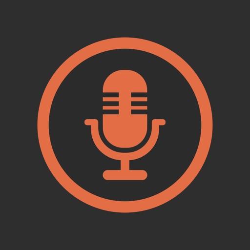 Voice Recorder 〇 iOS App