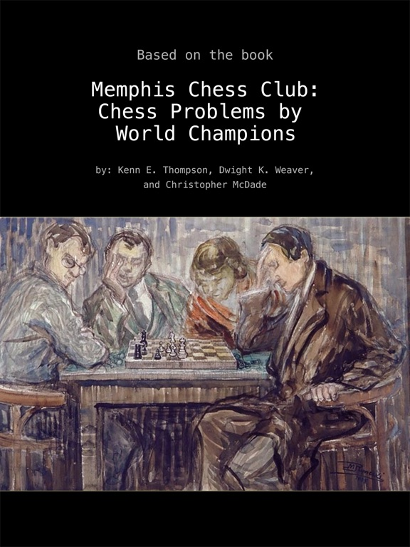 Игра Chess Problems by World Champs