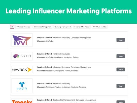 Influencer Marketing by Influencer Marketing Hub Screenshot