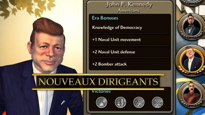 Screenshot #3 pour Civilization Revolution 2